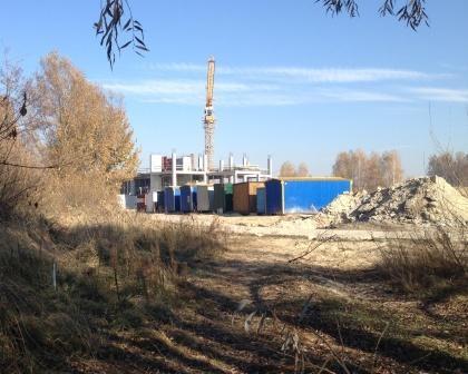 Строительство частного коттеджа  из кирпича Лубны